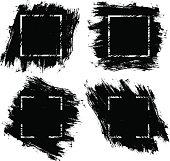 ink brush strokes