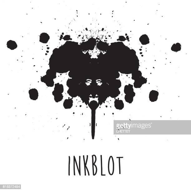 Tintenklecks - Illustration