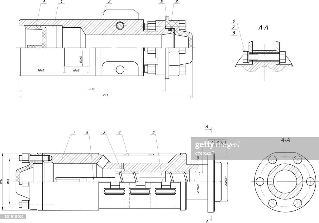 Input section of the submersible centrifugal pump vector art getty input section of the submersible centrifugal pump vector art ccuart Image collections