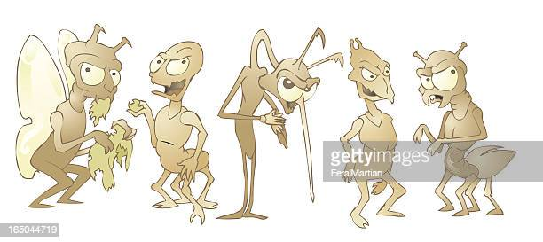 insect infestation - infestation stock illustrations, clip art, cartoons, & icons