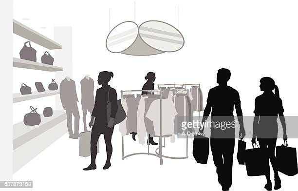 instoredisplays - mannequin stock illustrations, clip art, cartoons, & icons