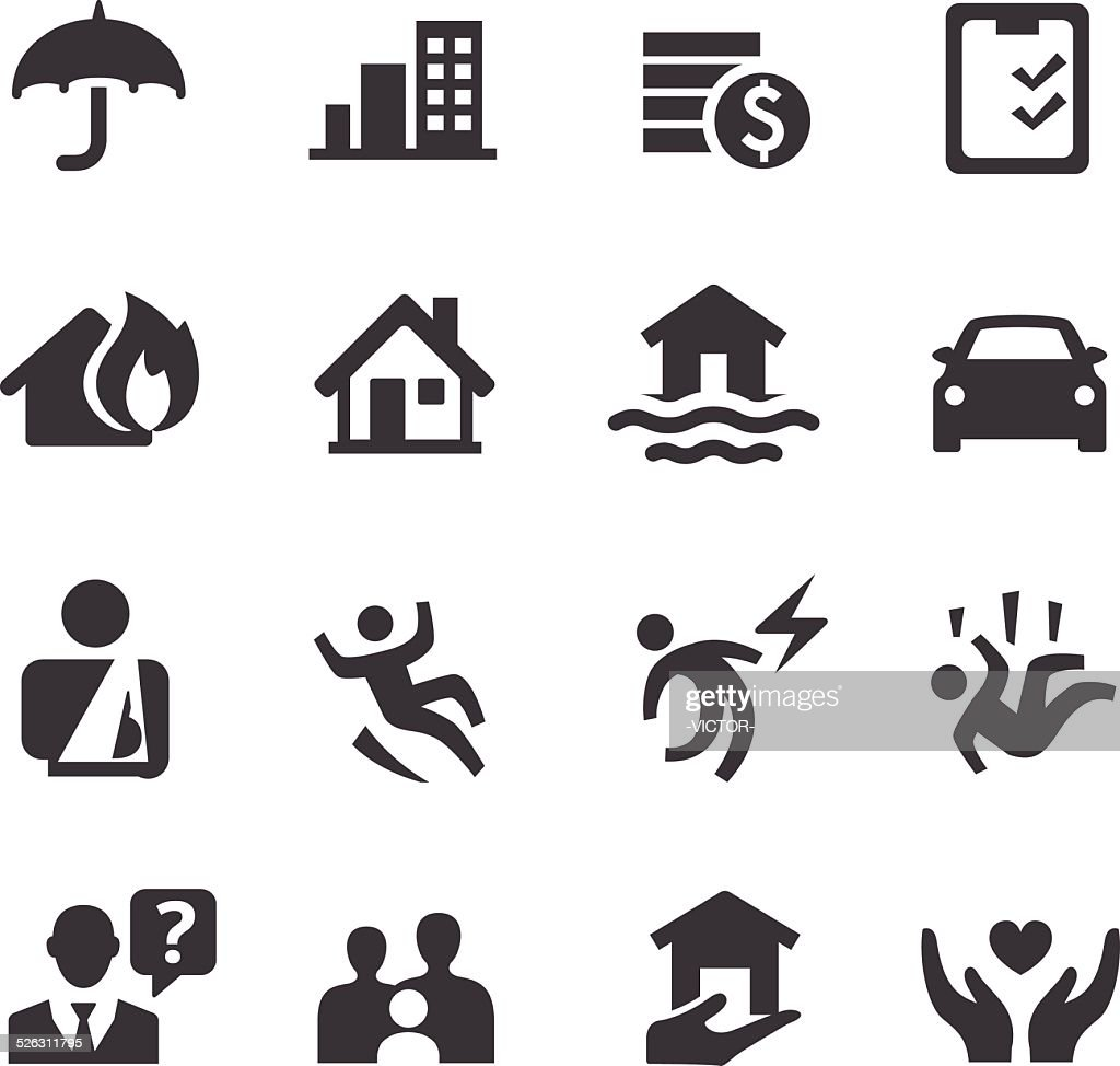 Insurance Icons - Acme Series