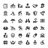Insurance Icons - Big Series