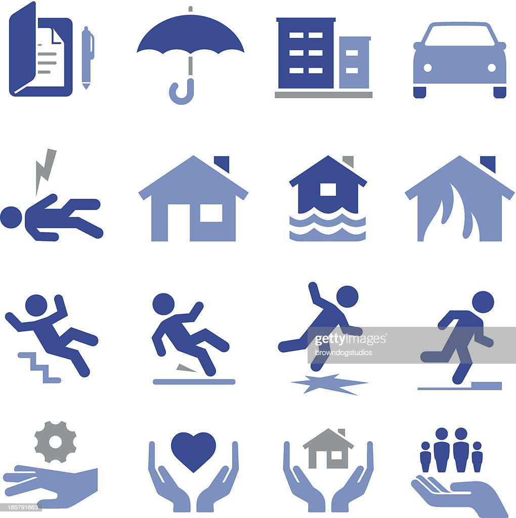 Insurance Icons - Pro Series