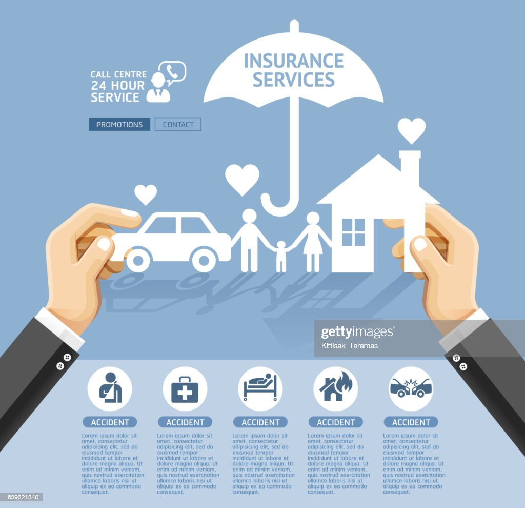 Insurance policy services conceptual design.