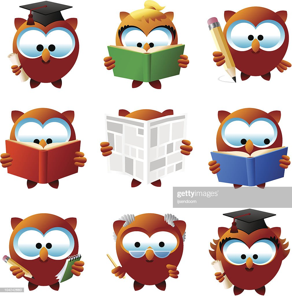 Intellectual Orly owls