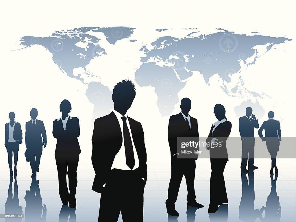 Interactive Organization Part II : stock illustration