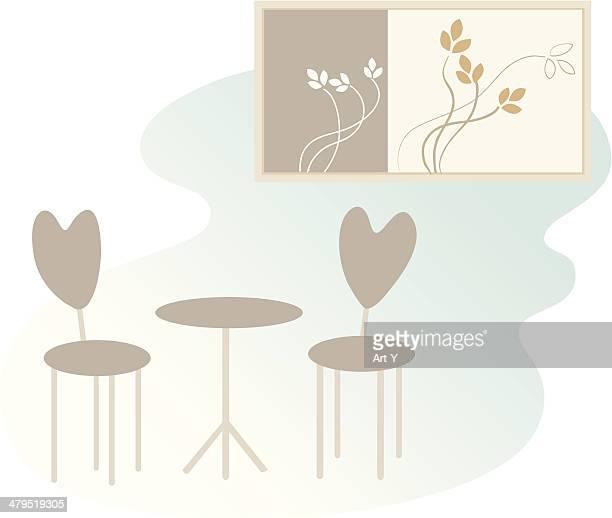 Interior design & art