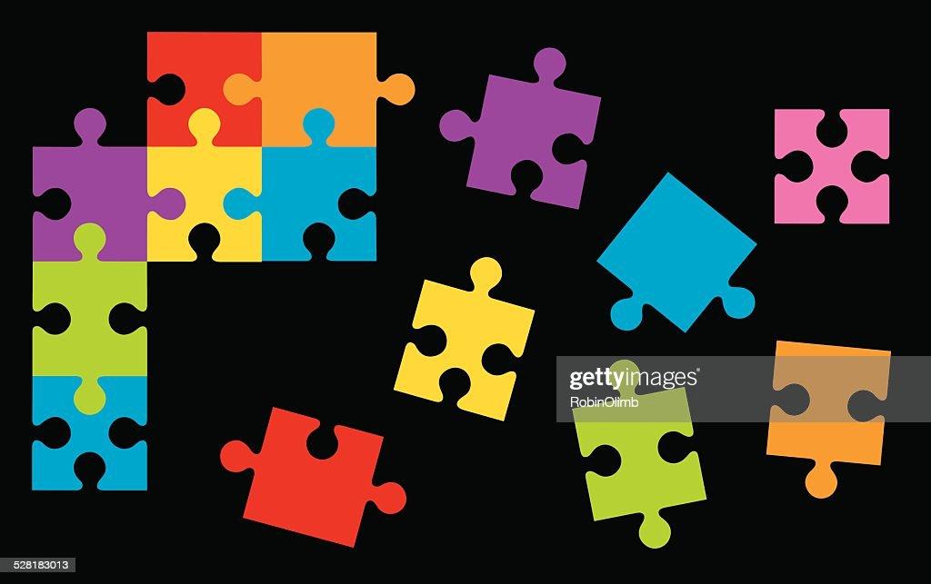 Interlocking PuzzlePieces