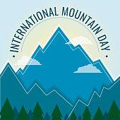 International Mountain Day, 11 December.