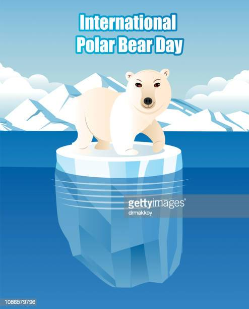 Tag der internationalen Eisbär