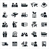 International Trade Icons