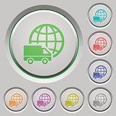 International transport push buttons