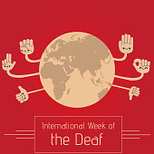 International Week of the Deaf, IWD.