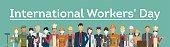 International worker's day.