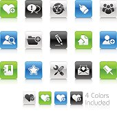 Internet & Blog Icons - Clean Series