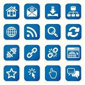 internet icon set sq stickers