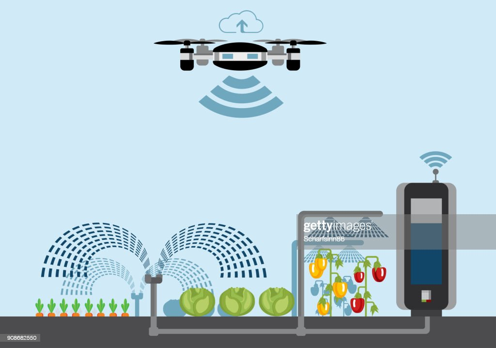 Internet of things in agriculture.
