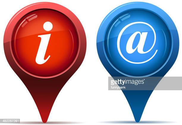 internet pointer - information symbol stock illustrations, clip art, cartoons, & icons
