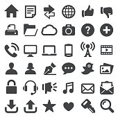 Internet Technology Icons - Big Series