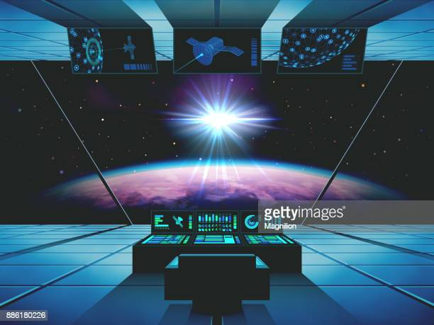 Interstellar Travel in a Spaceship