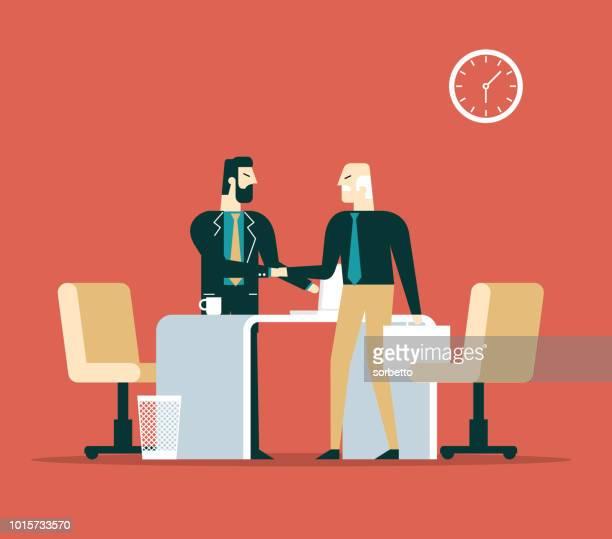 Interview - Senior men