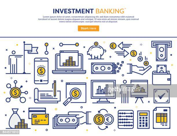 Investment Banking Concept