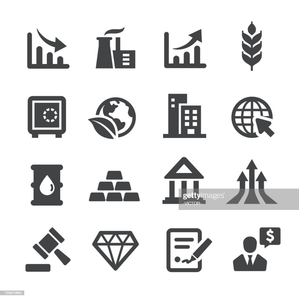 Investment Icons - Acme Series