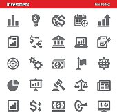 Investment Icons - Set 2
