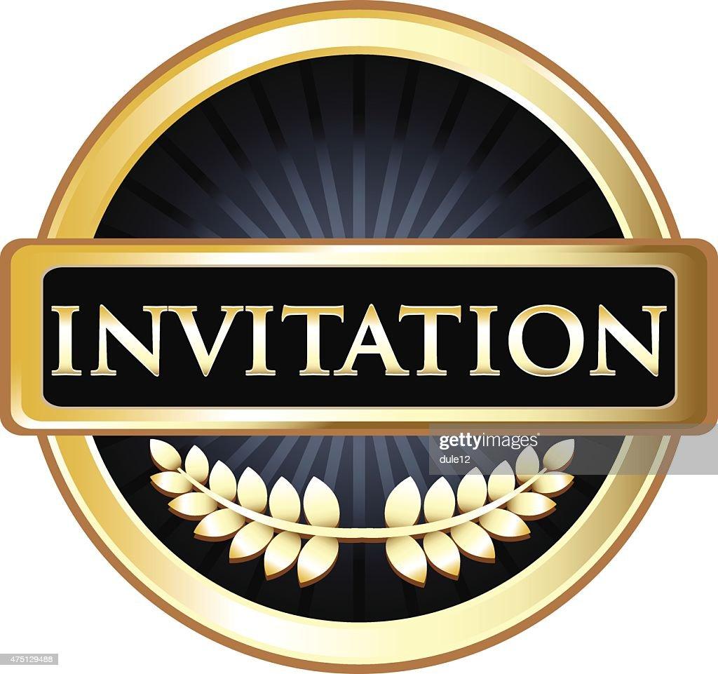 Invitation Gold Label