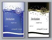 invitation winter
