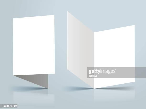 invite model standing - blank stock illustrations