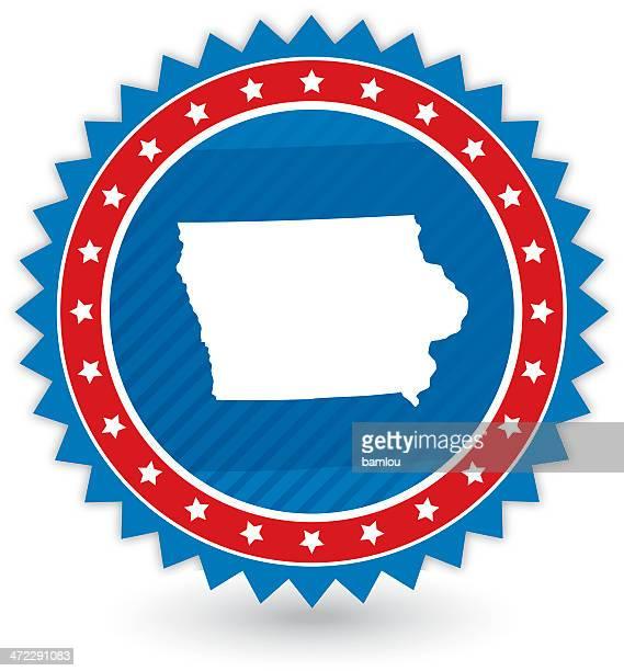 Iowa Badge