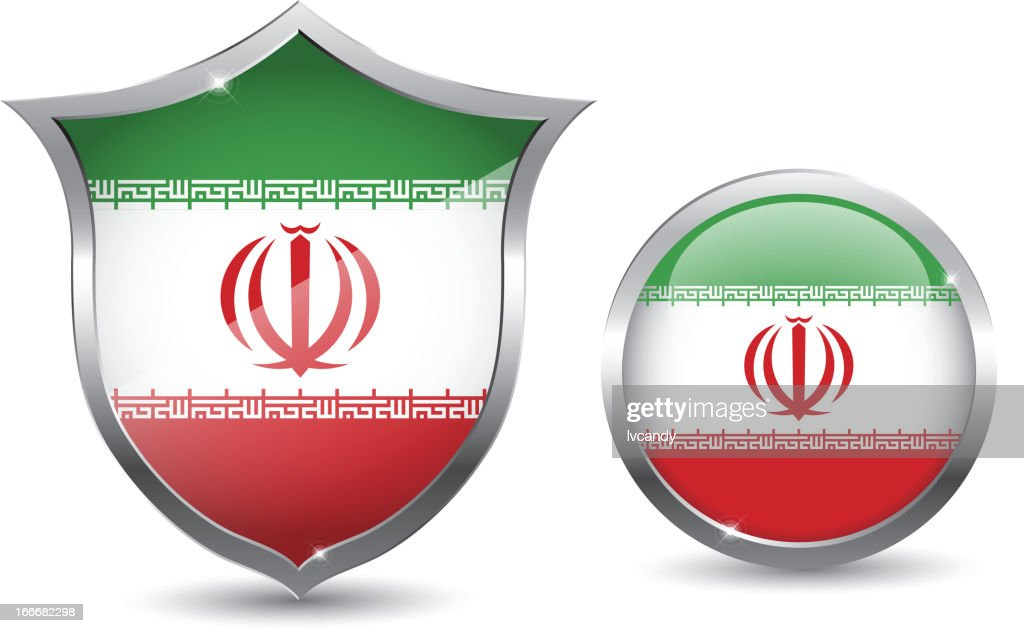 Iran Flag Vector Art Getty Images