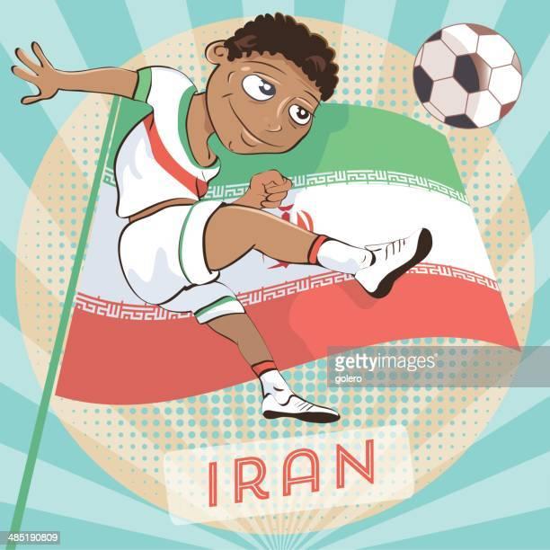 iranian soccer player