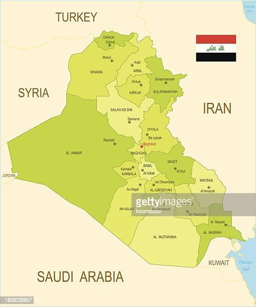 iraq - iraq stock illustrations