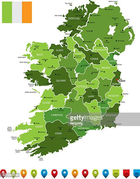 Ireland Green Map