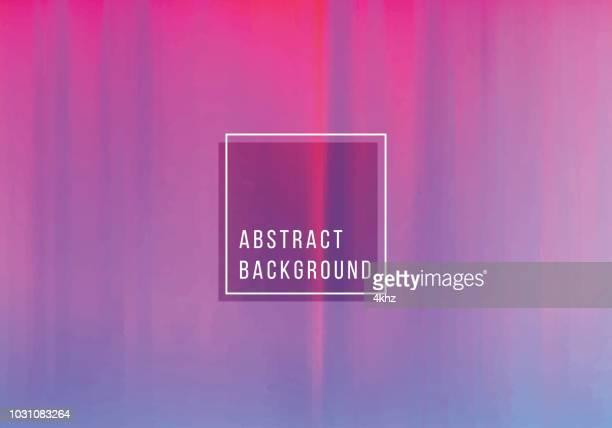 illustrazioni stock, clip art, cartoni animati e icone di tendenza di iridescente neon colors sfondo astratto - elettromagnetismo