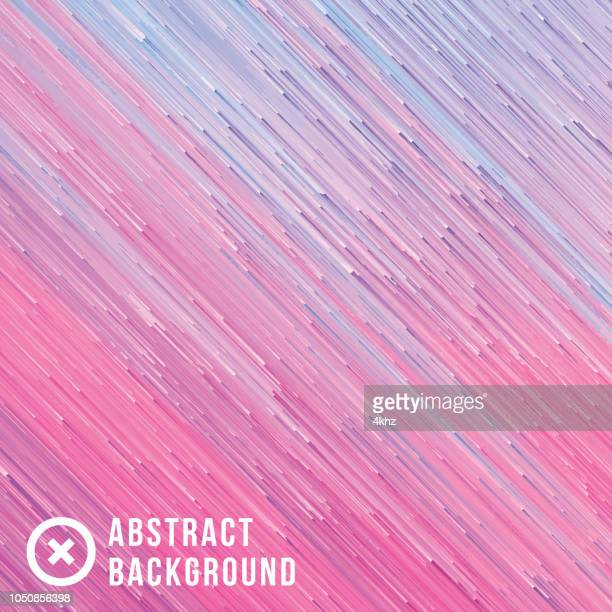 iridescent pink lines abstract texture pink background - parallel stock illustrations, clip art, cartoons, & icons