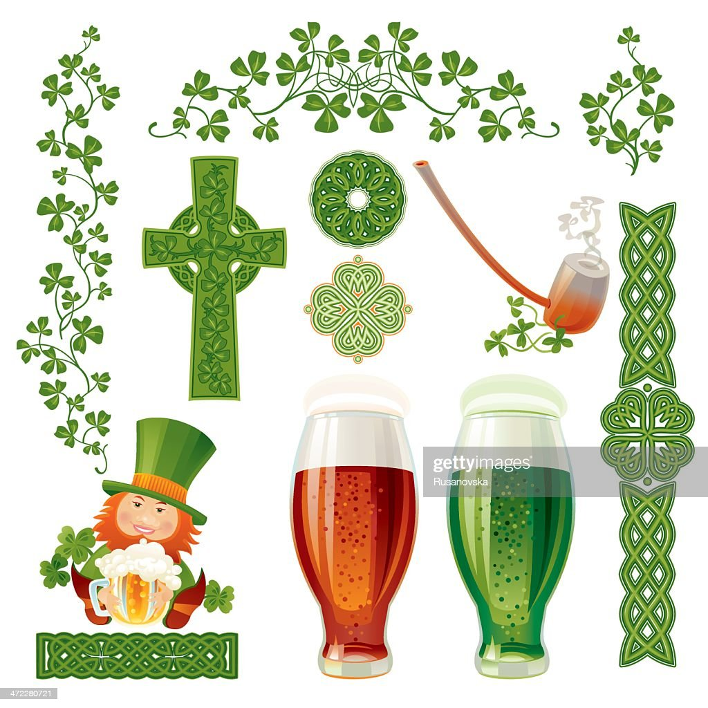 Irish Design Elements