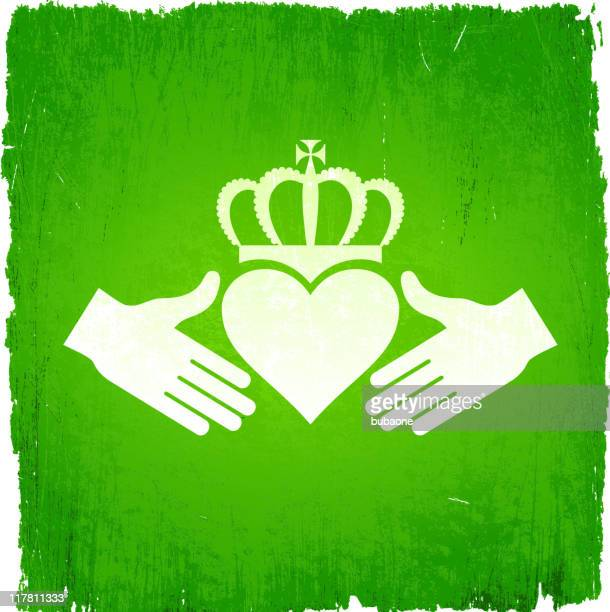 Irish Friendship on royalty free vector Background