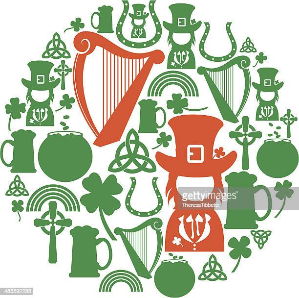 Irish Icon Set