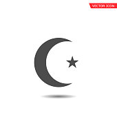 Islam symbol icon