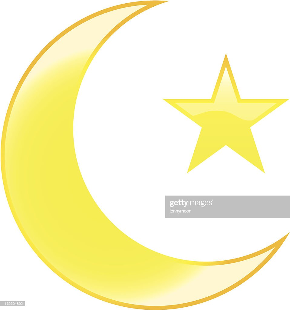 Islam Symbol stock illustration - Getty Images