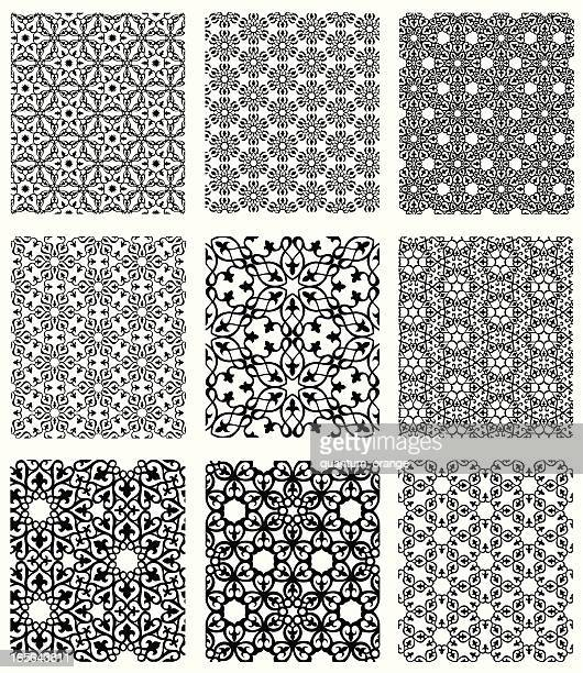 Islamic Patterns Set