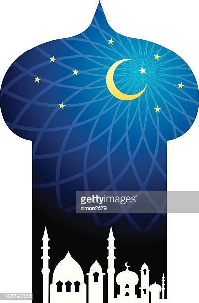 Islamic style background