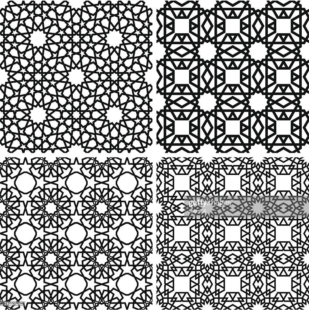 Islamic tiles IV