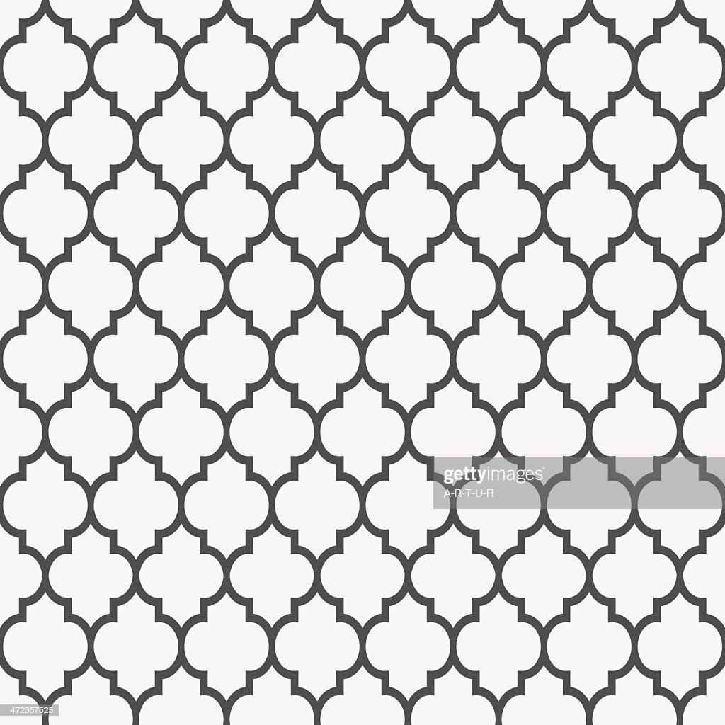 Islamic vector pattern