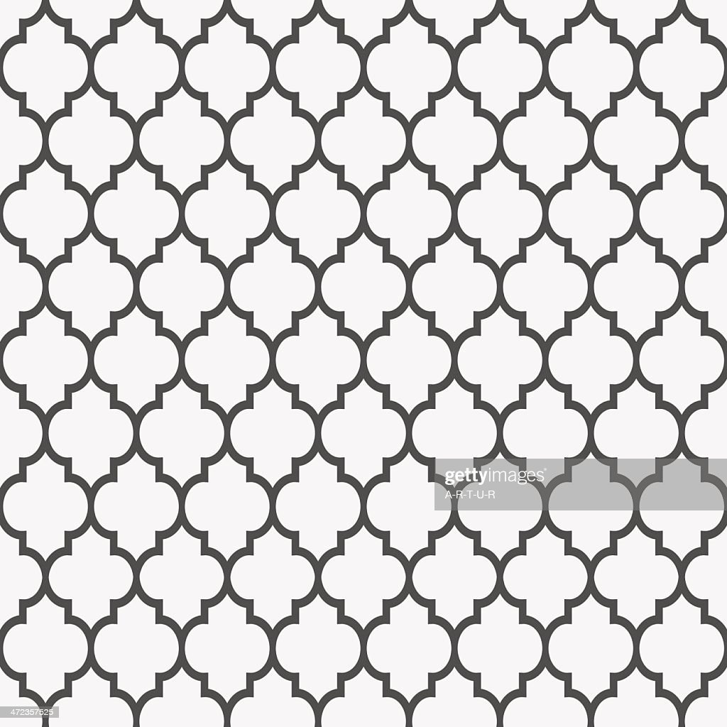 ... Islamic Vector Pattern ...
