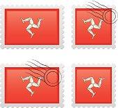 Isle of man stamp